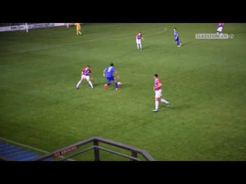 Whitby Town 2 - 1 Ilkeston FC