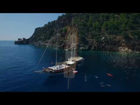 Gulet Perla Del Mar 1 Video