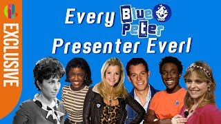 Every Blue Peter Presenter Ever!