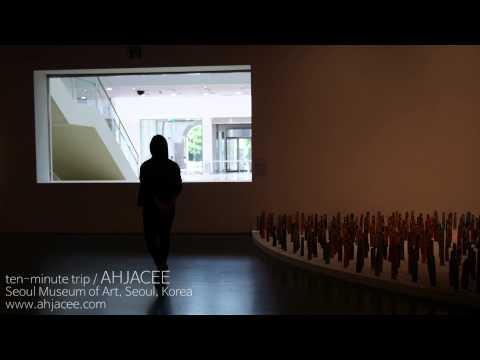 ten-minute trip, Seoul Museum of Art take3, Korea
