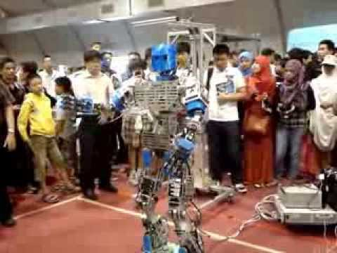 Singapore Robotic Games 2014, Open Category