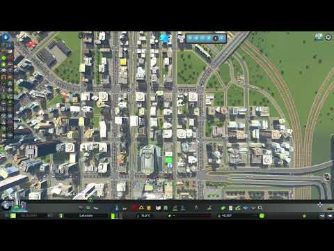 Cities  Skylines 2020 06 20 game play |