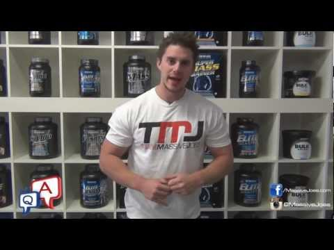 When Is The Best Time To Take Natural Testosterone Boosters? MassiveJoes.com MJ Q&A Test Dosing