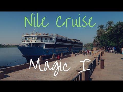 Nile Cruise Magic 1 - Room & Ship Tour [Egypt Vlog #3]
