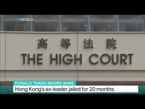 Donald Tsang Behind Bars: Hong Kong's ex-leader jailed for 20 months