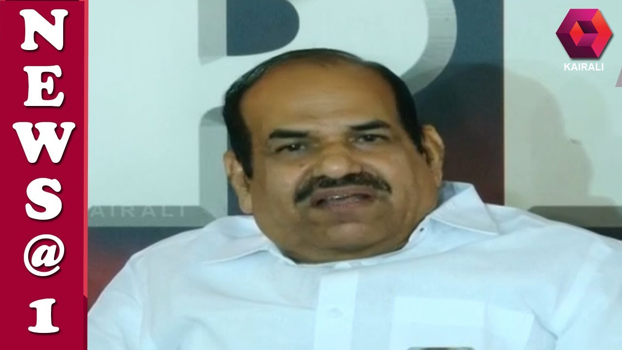 Kodiyeri On Thomas Chandi's Land Issue