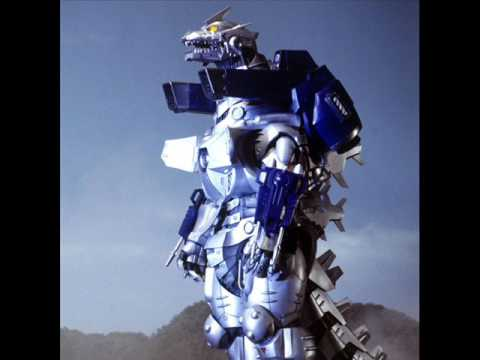 Kiryu Mechagodzilla 2002 2003 Sounds - YouTubeKiryu Mechagodzilla