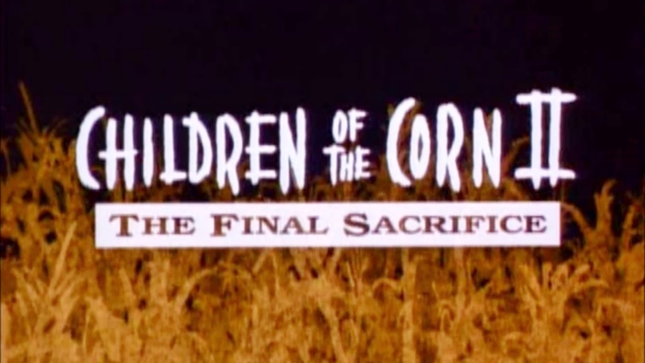 Download Children of the Corn II: The Final Sacrifice - Nosebleed / Daniel Licht