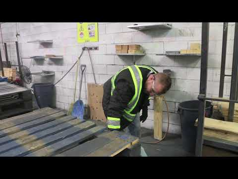 Learning How To Pallet Repair (Tips And Techniques) MUST WATCH!!