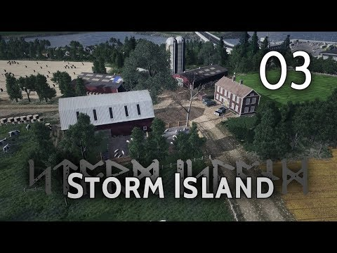Storm Island - Farms and fields [No. 03]