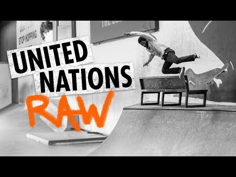 The Zero Skateboards Team Raw And Uncut