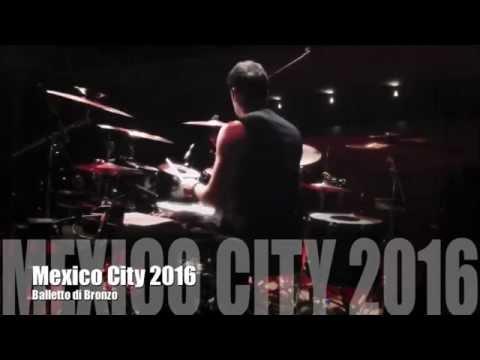 Dario Esposito cam - live with Balletto di Bronzo - Mexico City 30/04/2016