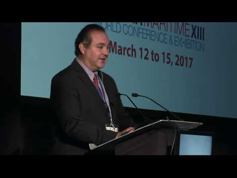 Panama Maritime XIII. Session 3: LNG as the answer to the future