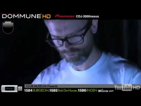 Surgeon and Ingen Live @ Dommune May 2015