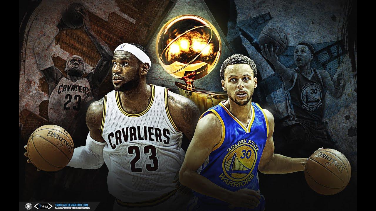Cleveland Cavaliers vs Golden State Warriors - Game 5 Half ...