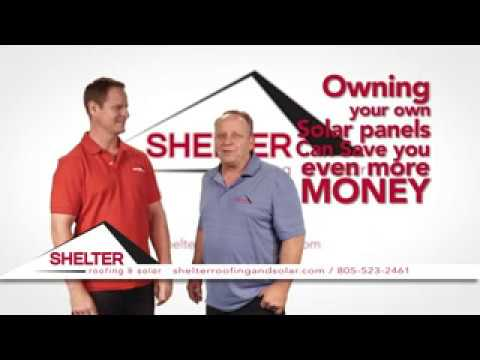 Save Money and Own Your Solar Panels with Shelter Roofing & Solar