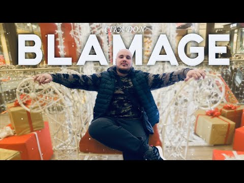Cika Don - BLAMAGE (Official Music Video)