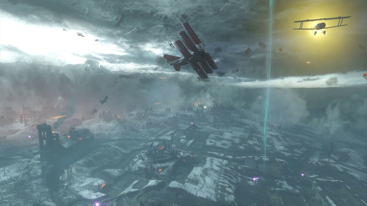 Steam Community Video Cod Zombies Origins Aerial View