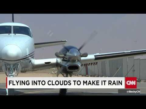 Cloud Seeding by CNN