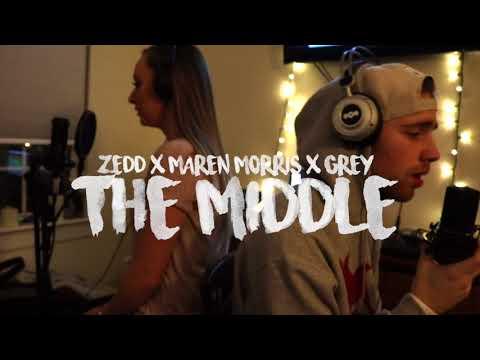 Zedd, Maren Morris, Grey - The Middle (Kev Nichols & Britt AFF Cover)