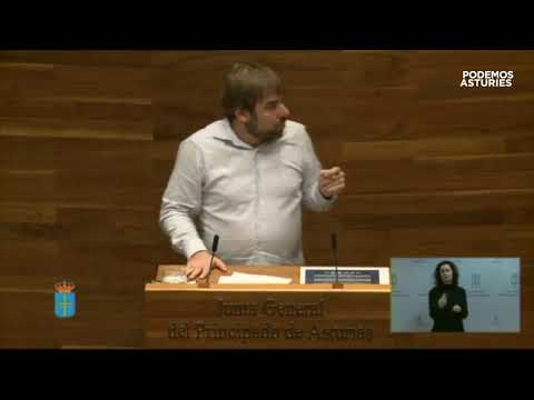 Reforma del Reglamento d la Junta General del Principado de Asturias para incluir el voto telemático