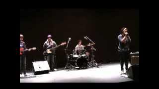 Blind Summit Shetland schools music Festival