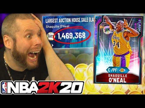 This card has CRIPPLED NBA 2K20 myTeam