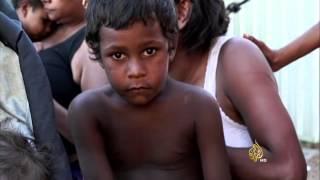 عالم الجزيرة- الأبوريجيون شعب يعاني بقفار أستراليا