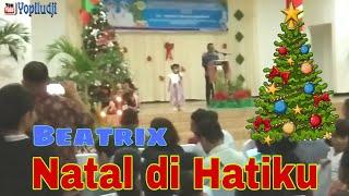 Natal di Hatiku - Beatrix (lagu natal Baru)