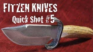 Quick Shot 5  Original Bulldog Knife