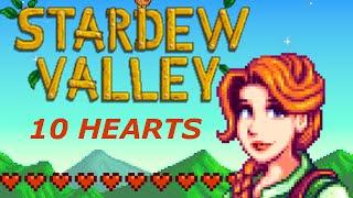 'Stardew Valley' - Leah: Ten Hearts Event