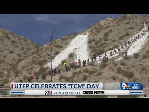 UTEP Students Celebrate 'Texas College Mine And Metallurgy' Day Another Year