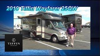 NEW 2019 Tiffin Motorhome Wayfarer 25QW | Mount Comfort RV