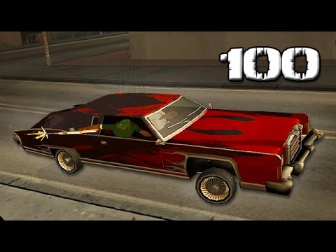 GTA San Andreas - PC - Mission 100 - Beat Down on B Dup