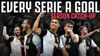 Juventus 2019/20 Season Catch-Up! | All 50 Serie A Goals So Far