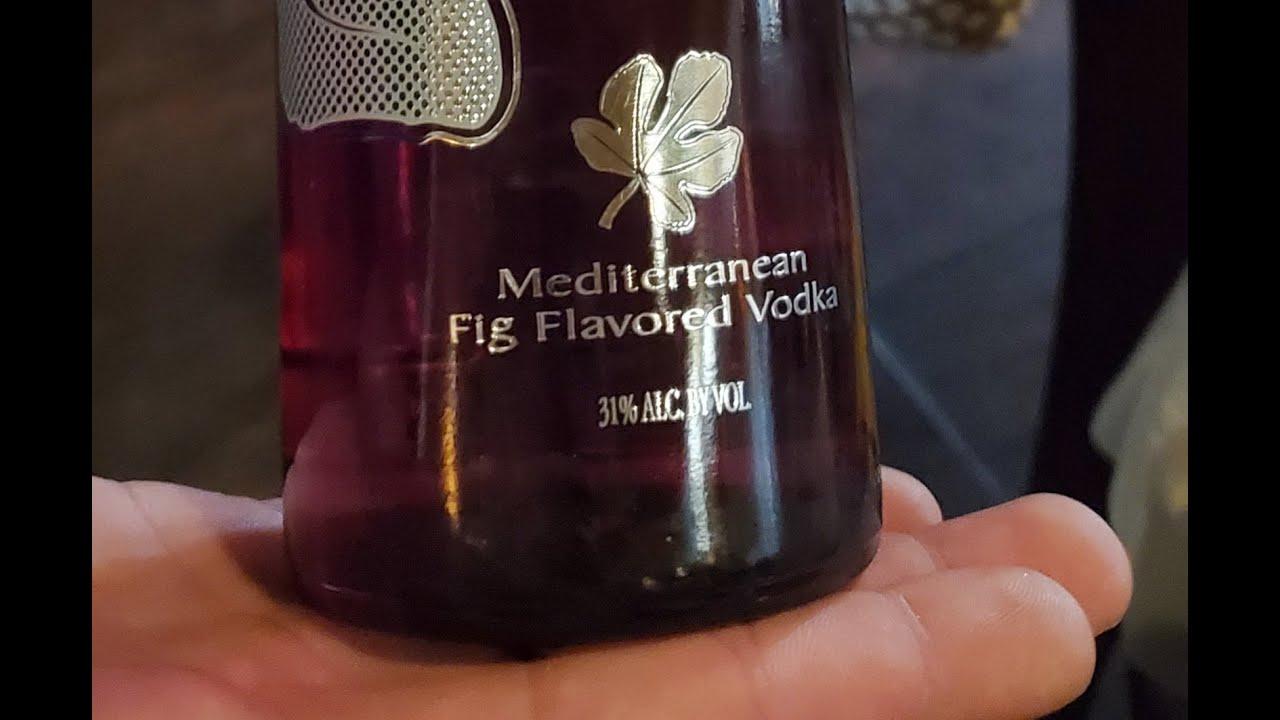Fig Vodka