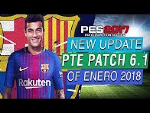 9f16b07bd8  PES 2017  PTE Patch 6.1 Transfer Update 2018