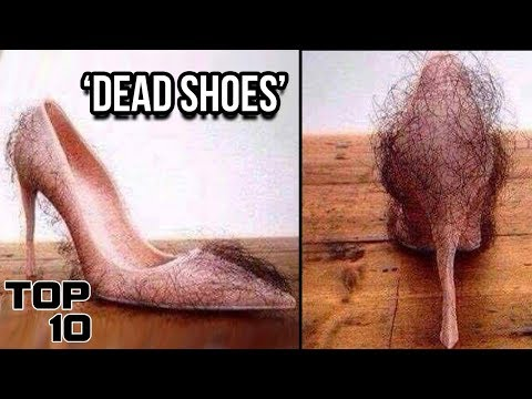 Top 10 Illegal Fashion Items