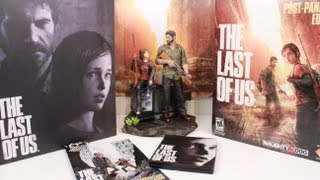 The Last Of Us Post Pandemic Edition Unboxing ( PS3 ) + Giveaway
