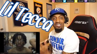 TOO HARD!!!  Lil Tecca - Ransom (REACTION!!!)