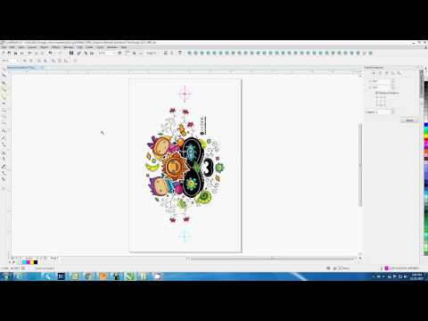 CorelDraw Screen Separations for Neenah ExoStencil