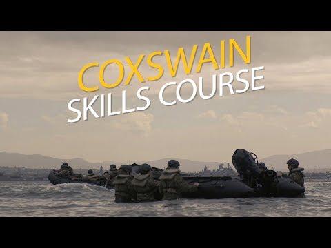 Ride the Waves | Coxswain Training
