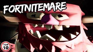 Top 10 Scary Fortnite Creative Codes
