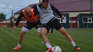 Ковалівці провели тренування напередодні матчу з «Миколаєвом»