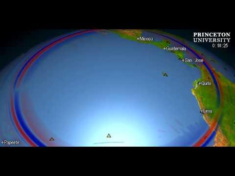 Magnitude 5.7 Quake, CENTRAL EAST PACIFIC RISE