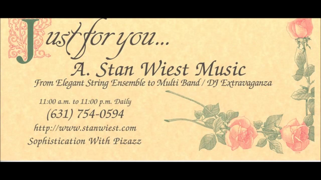 STRING QUARTET LONG ISLAND HORNPIPE HANDEL WEDDING CEREMONY STAN WIEST MUSIC 631 754 0594