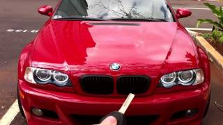 Copy of BMW M3 E46 Predator Orion V2 Angel eyes