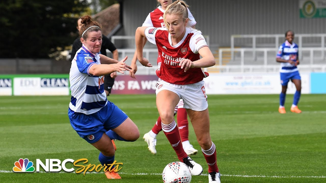 Women's Super League: Arsenal v. Reading | EXTENDED HIGHLIGHTS | NBC Sports