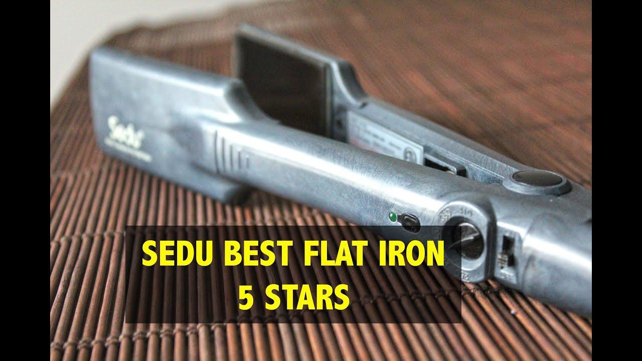 Review Sedu Ceramic Pro Iron Best Flat Period