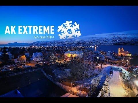 AK Extreme Eimskip Big Jump